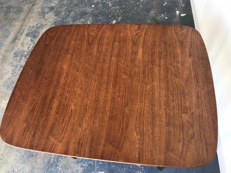 Mid-20th Century Edward Wormley for Dunbar Petite Dining Table or Desk For Sale