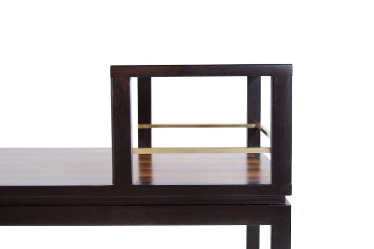 Edward Wormley for Dunbar Rosewood End Tables In Excellent Condition For Sale In Stamford, CT