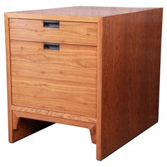 Edward Wormley for Dunbar Rosewood Two-Drawer Chest, circa 1960s