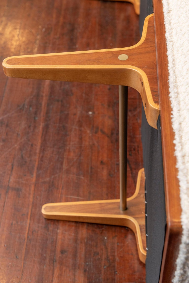 Upholstery Edward Wormley for Dunbar