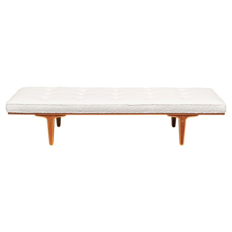"Edward Wormley for Dunbar ""Serene"" Bench, Model 4955 For Sale"
