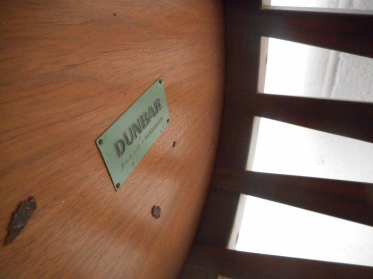 Walnut Edward Wormley for Dunbar