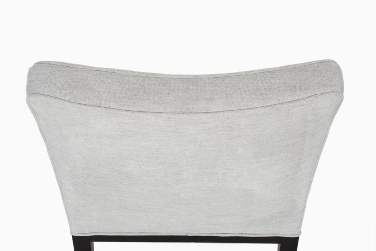 Edward Wormley for Dunbar Slipper Chairs For Sale 1