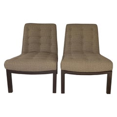 Edward Wormley for Dunbar Slipper Chairs