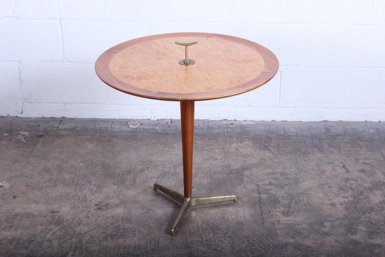 Edward Wormley for Dunbar snack table model 4856, 1948.