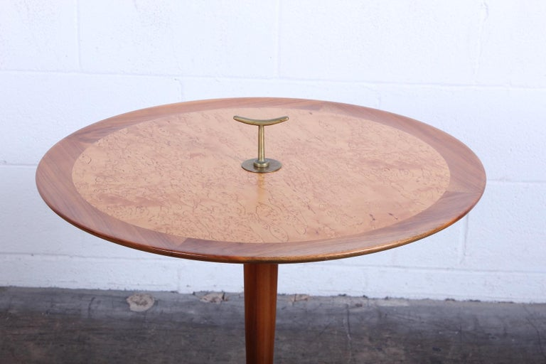 Edward Wormley for Dunbar Snack Table In Good Condition In Dallas, TX
