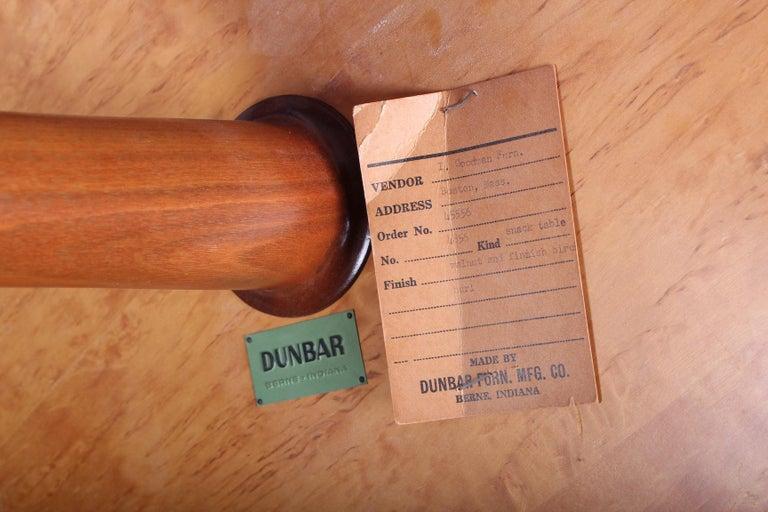 Edward Wormley for Dunbar Snack Table 3