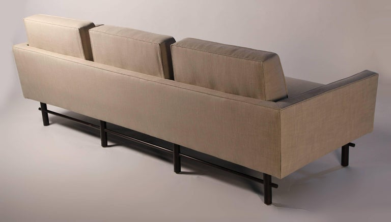 Edward Wormley for Dunbar Sofa In Excellent Condition For Sale In Dallas, TX