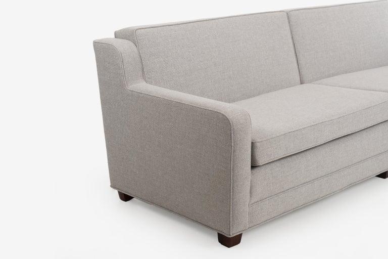 Edward Wormley for Dunbar Sofa For Sale 2