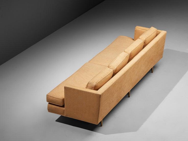 Mid-Century Modern Edward Wormley for Dunbar Sofa Model 4907 For Sale