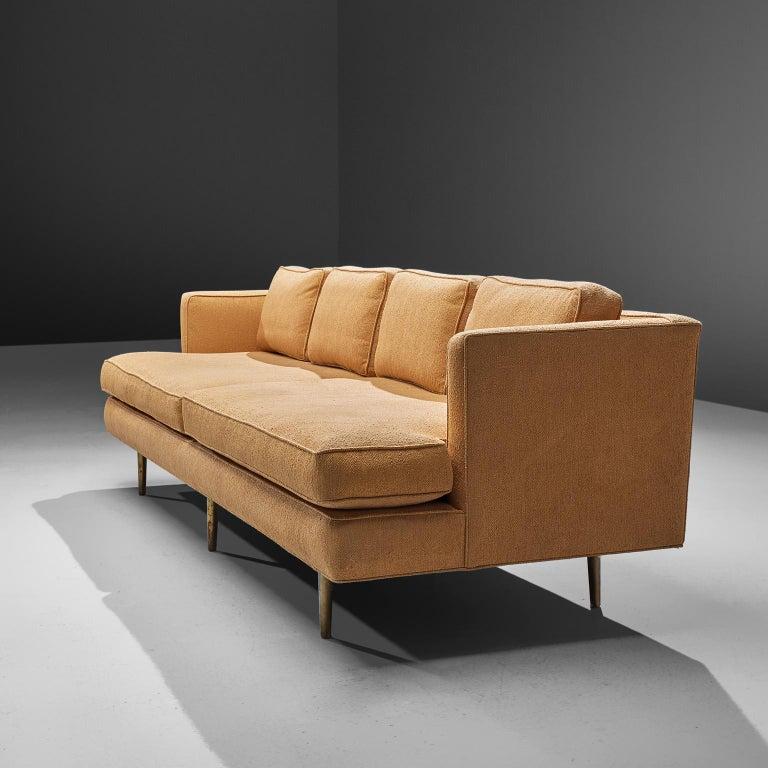 Mid-20th Century Edward Wormley for Dunbar Sofa Model 4907 For Sale