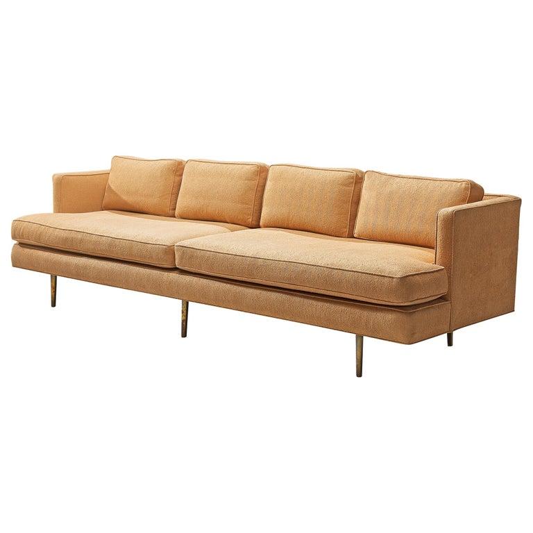 Edward Wormley for Dunbar Sofa Model 4907 For Sale