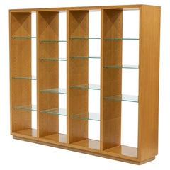 "Edward Wormley for Dunbar ""Superstructure"" Shelving Unit"