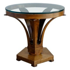 Edward Wormley for Dunbar Tulip Side or Occasional Table