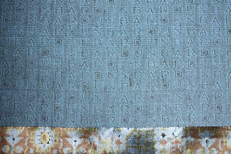 American Edward Wormley Four-Seat Midcentury Tuxedo Sofa For Sale