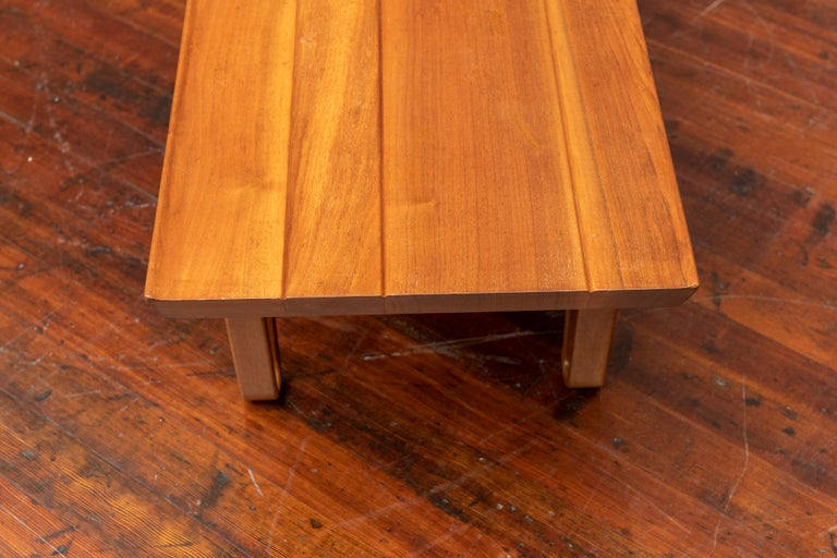 Edward Wormley Long John Bench/Coffee Table for Dunbar For Sale 2
