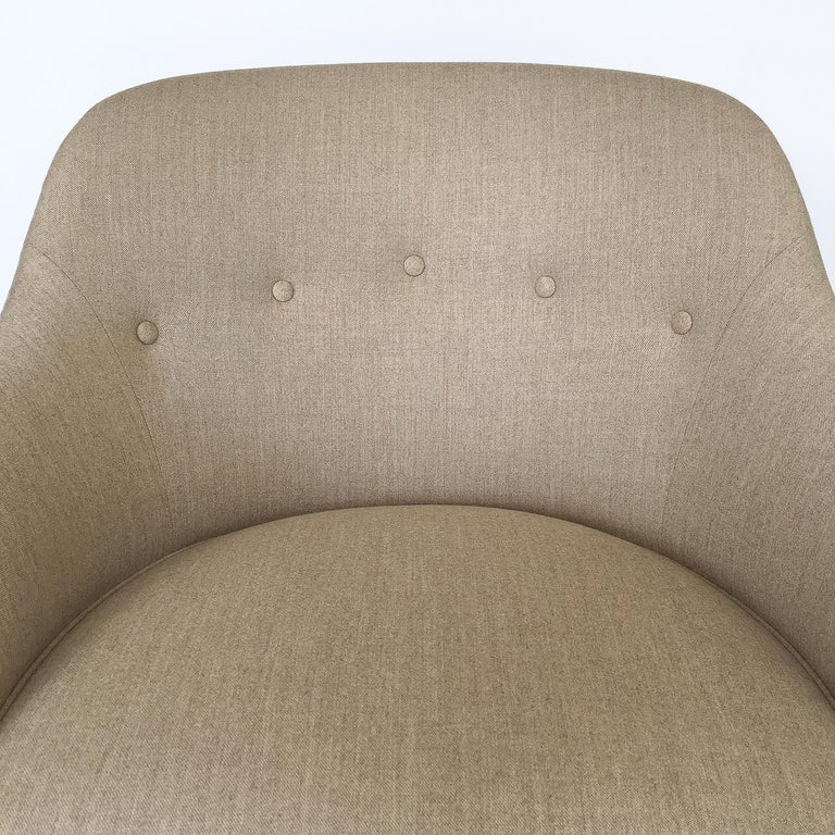 Edward Wormley Lounge Chair for Dunbar For Sale 3
