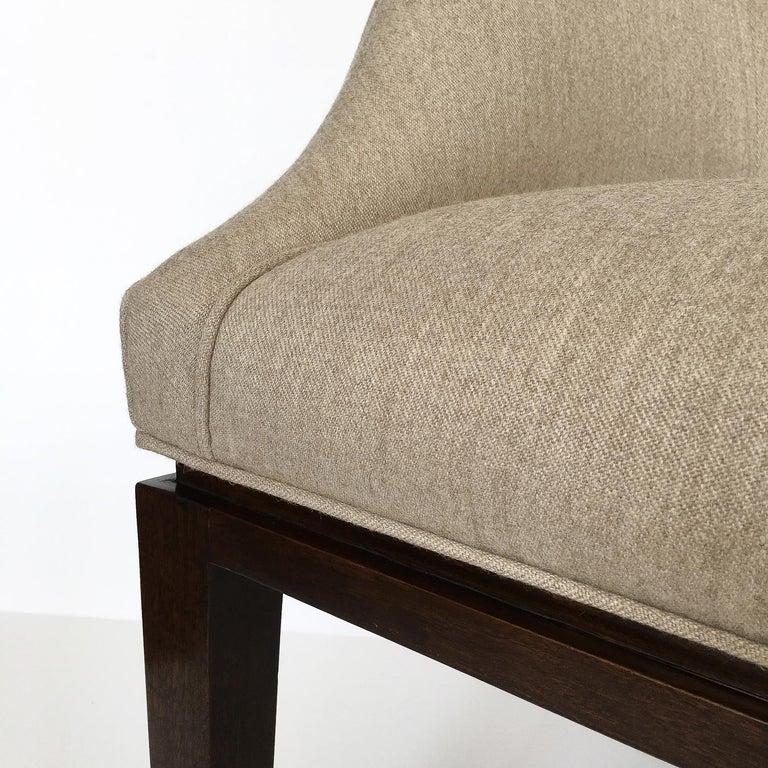 Edward Wormley Lounge Chair for Dunbar For Sale 4