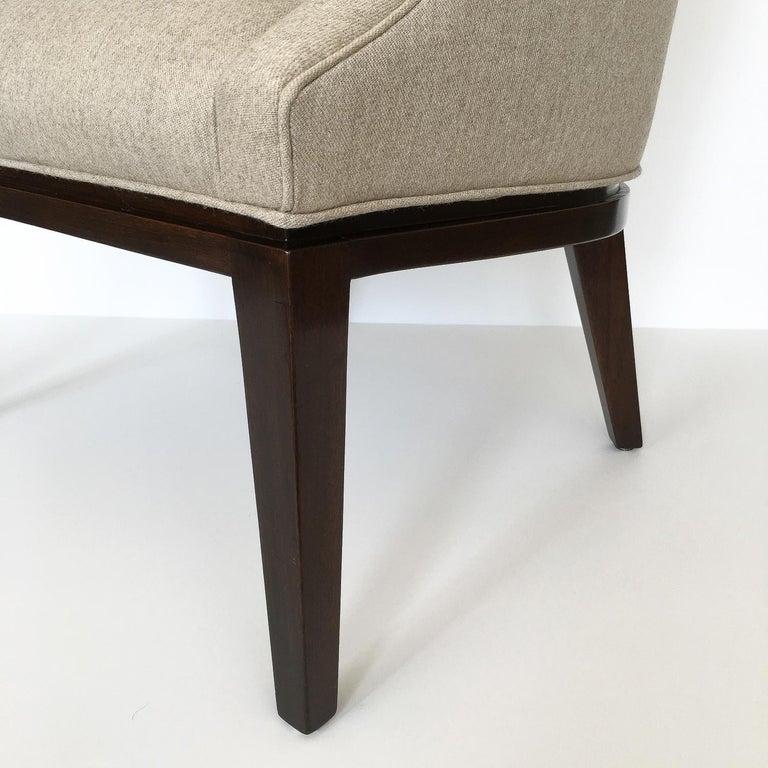 Edward Wormley Lounge Chair for Dunbar For Sale 5