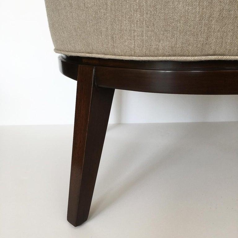 Edward Wormley Lounge Chair for Dunbar For Sale 6