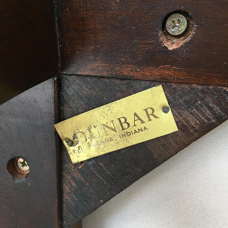 Edward Wormley Lounge Chair for Dunbar For Sale 7