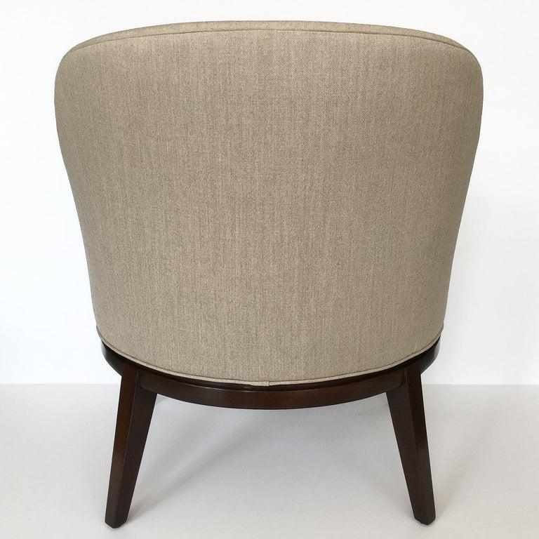 Edward Wormley Lounge Chair for Dunbar For Sale 2
