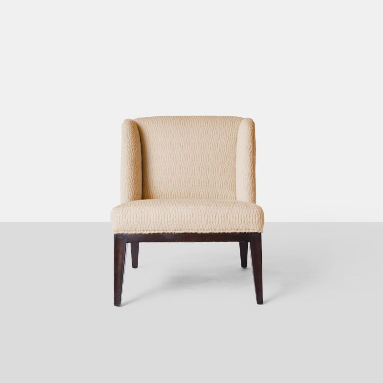 American Edward Wormley Lounge Chairs For Sale