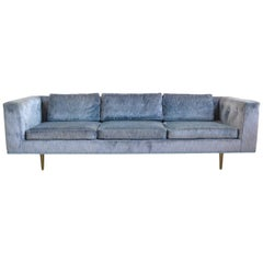 Edward Wormley Low Sofa by Dunbar