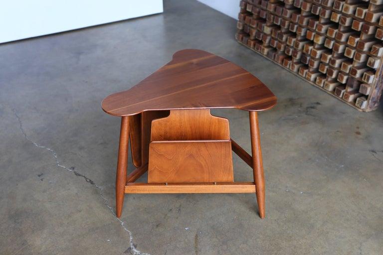 Mid-Century Modern Edward Wormley Magazine Table Model 5313 For Sale
