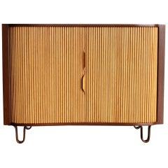 """Edward Wormley """"Mister"""" Cabinet for Dunbar, circa 1955"""