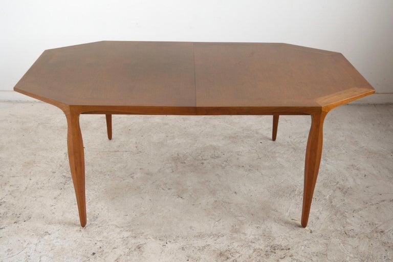 Mid-Century Modern Edward Wormley Model 5900 Dining Table by Dunbar For Sale