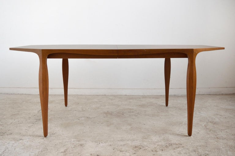 American Edward Wormley Model 5900 Dining Table by Dunbar For Sale