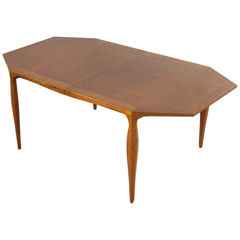 Edward Wormley Model 5900 Dining Table by Dunbar For Sale