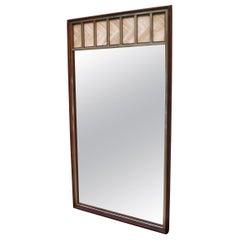 Edward Wormley Modernist Wall Mirror