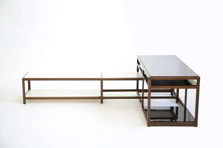 Mid-Century Modern Edward Wormley Nesting Tables