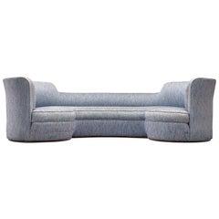 Edward Wormley 'Oasis' Sofa for Dunbar