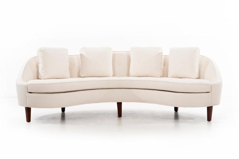 Mid-Century Modern Edward Wormley Oasis Sofa For Sale