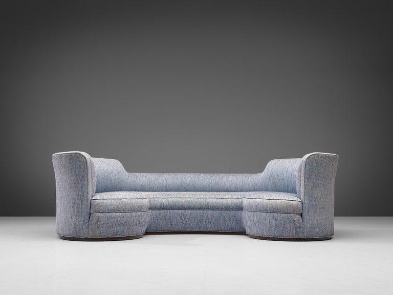 Mid-Century Modern Edward Wormley 'Oasis' Sofa Model 5200 For Sale
