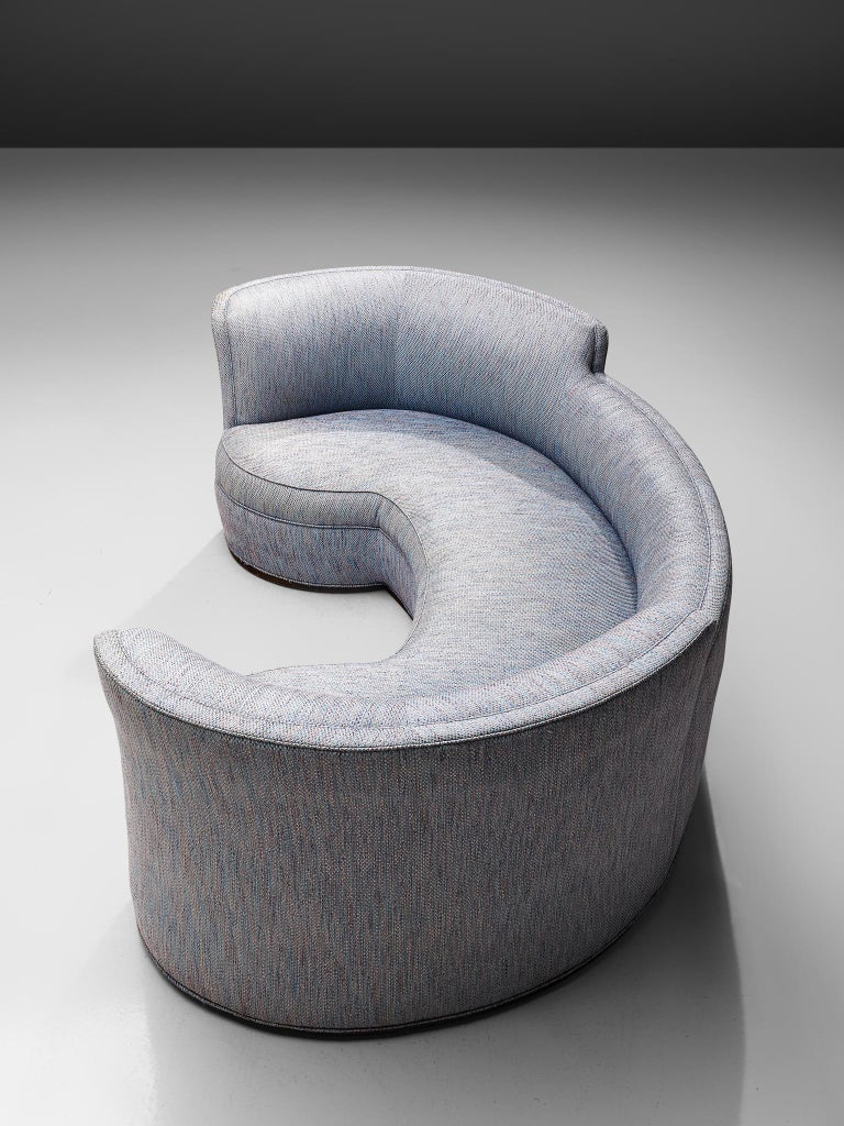 Edward Wormley 'Oasis' Sofa Model 5200 For Sale 1