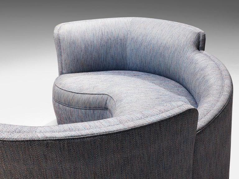 Edward Wormley 'Oasis' Sofa Model 5200 For Sale 2