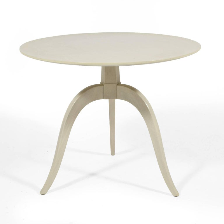 Mid-Century Modern Edward Wormley Occasional Table by Dunbar For Sale