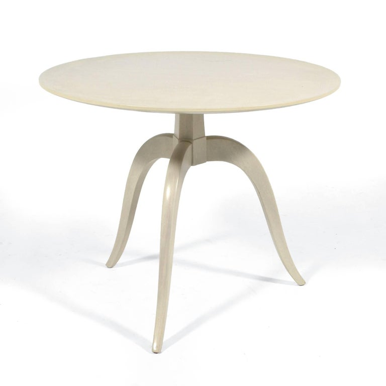 American Edward Wormley Occasional Table by Dunbar For Sale