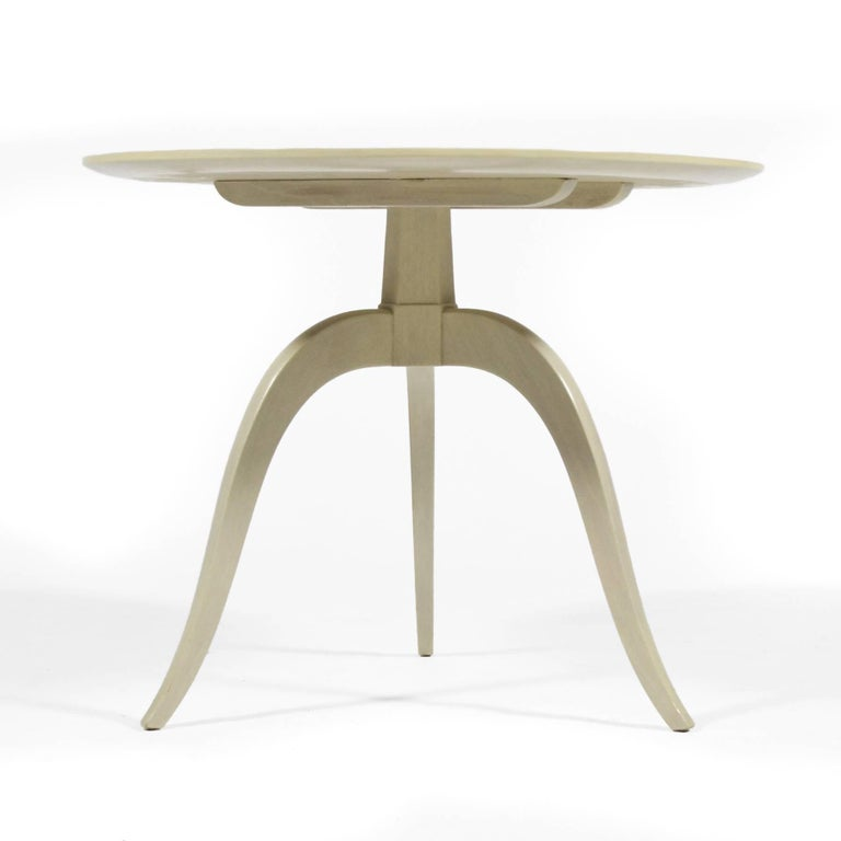 Edward Wormley Occasional Table by Dunbar In Good Condition For Sale In Highland, IN