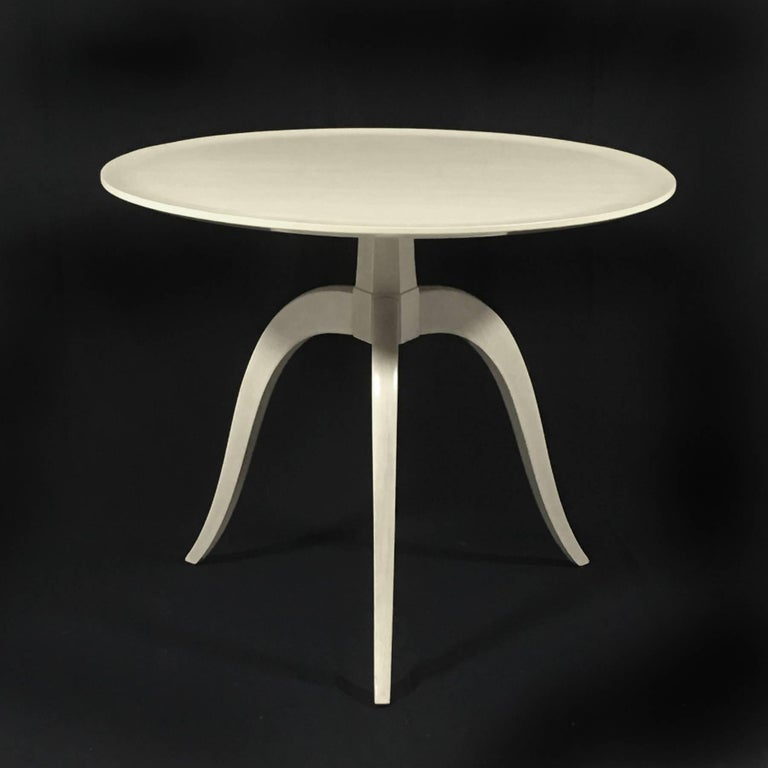 Mahogany Edward Wormley Occasional Table by Dunbar For Sale