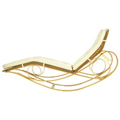 Edward Wormley Prototype Rocking Chaise