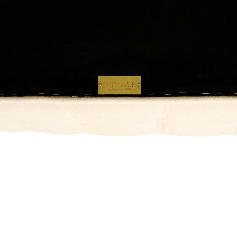 Mid-20th Century Edward Wormley Rare Tufted