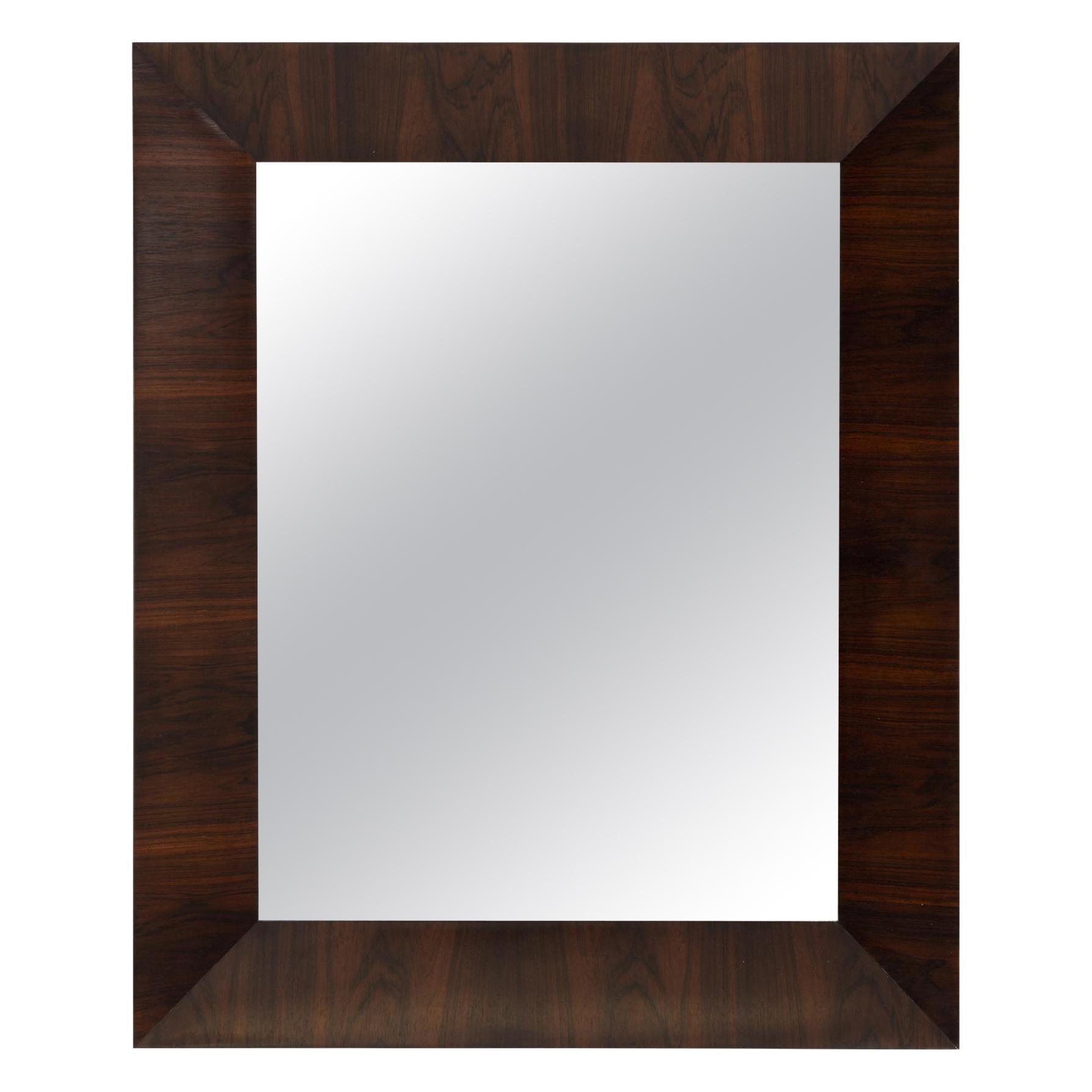 Edward Wormley Rosewood Mirror