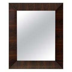 Edward Wormley Rosewood Mirror