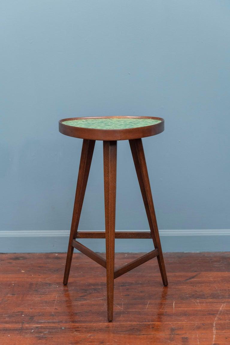 Mid-Century Modern Edward Wormley Side Table for Dunbar For Sale