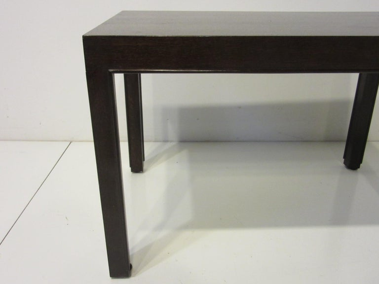 American Edward Wormley Side Table for Dunbar For Sale